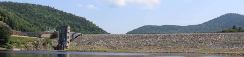 Townshend LakeTownshend Dam