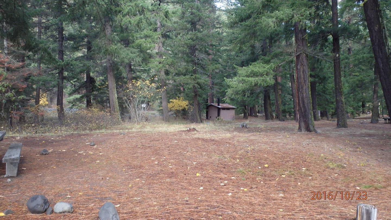 Halfway Flat CampgroundShort Distance to Vault Toilet