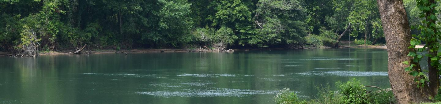 Current River at Float Camp Picnic Area