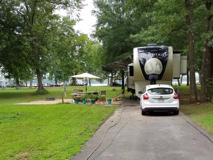Campsite E25