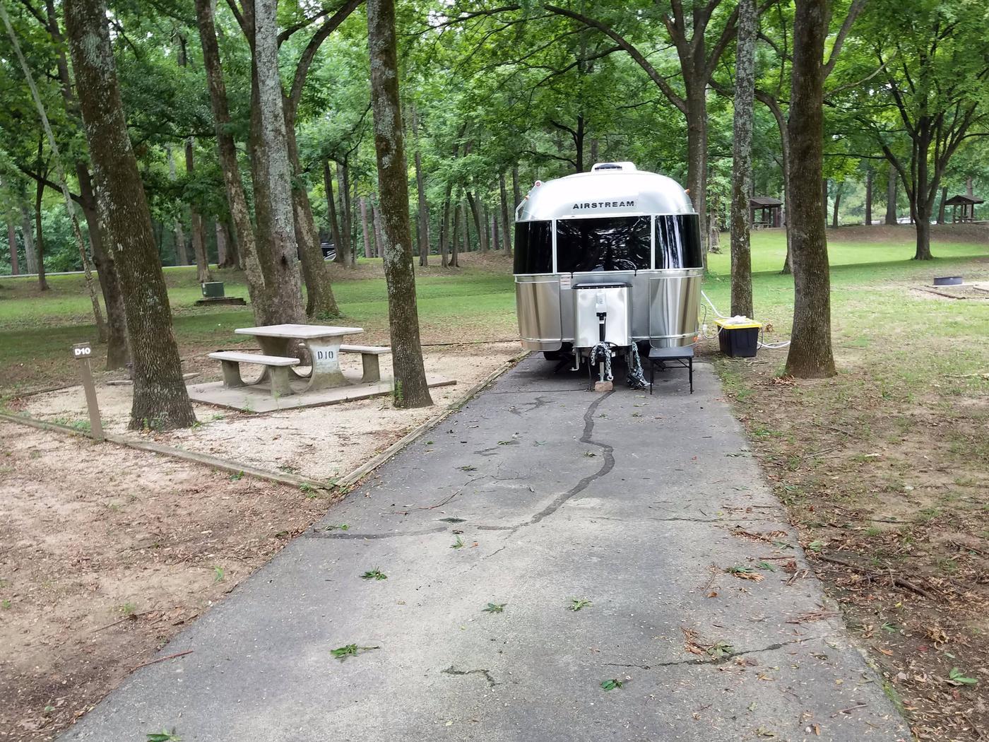Campsite D10
