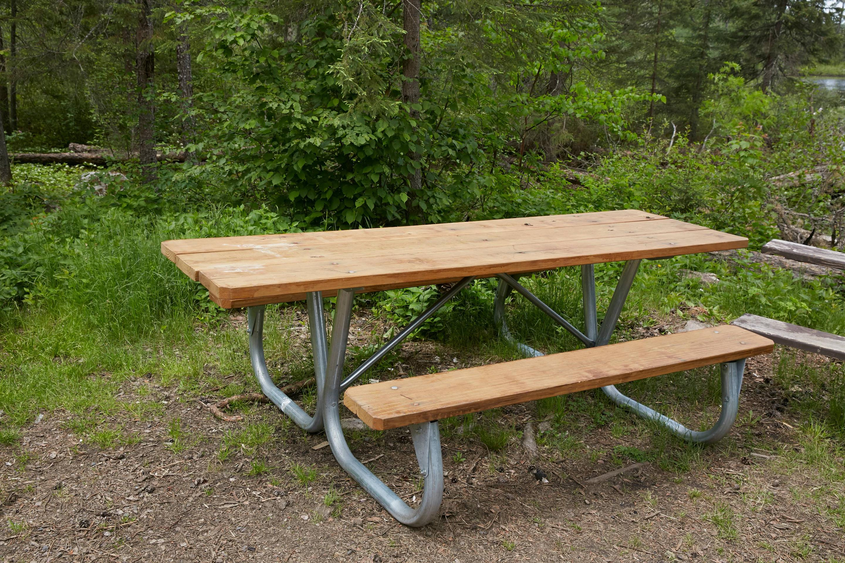 Picnic TablePicnic table