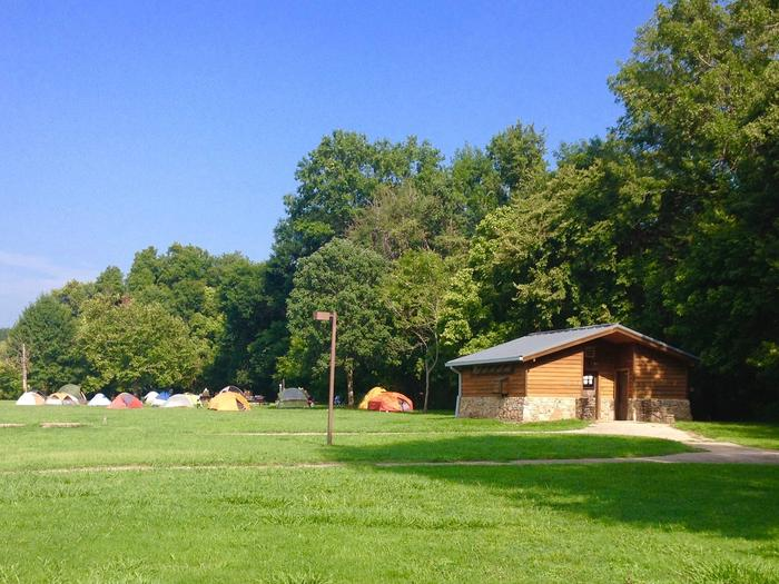 Preview photo of Tyler Bend Campground