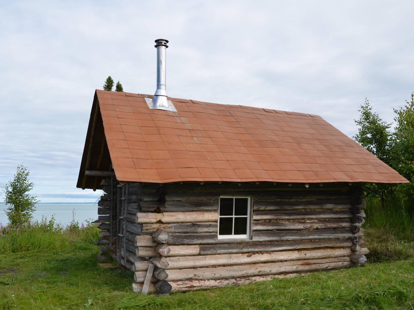 Big Bay cabin.