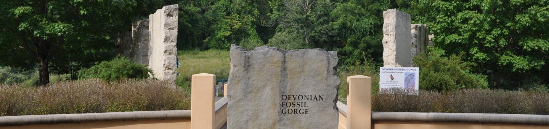 Devonian Fossil Gorge