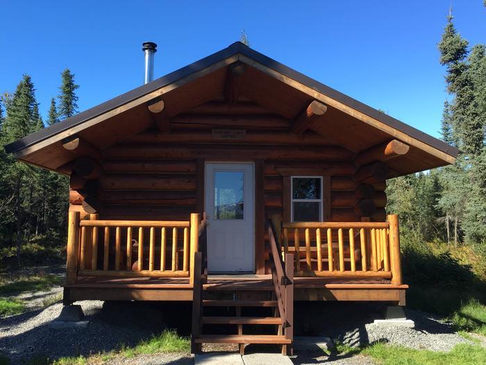 Engineer Lake cabin.Engineer Lake cabin.
