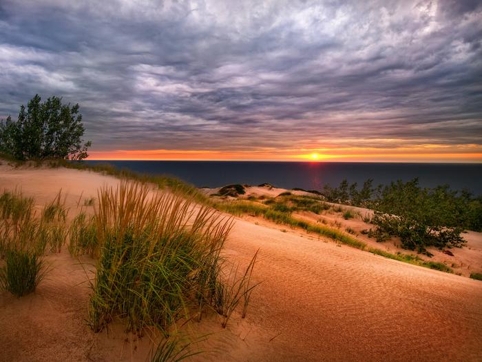 Preview photo of Sleeping Bear Dunes National Lakeshore