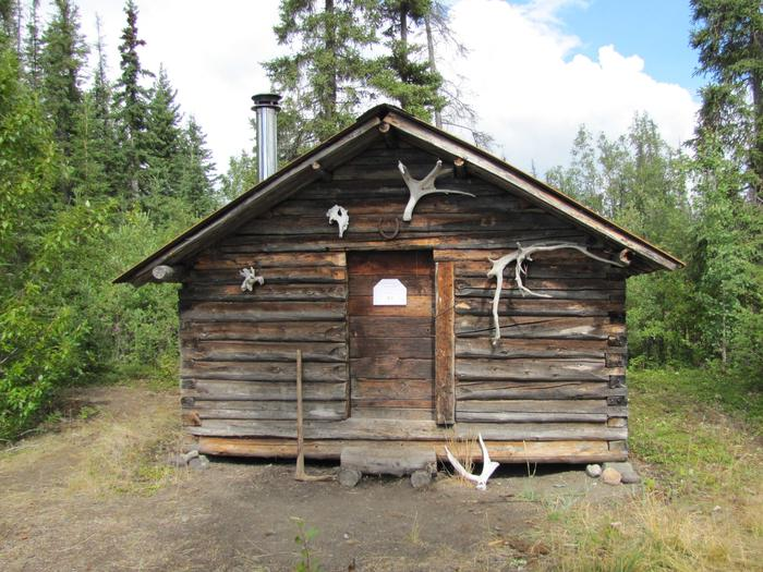 Pipe Creek cabin.Pipe Creek cabin.