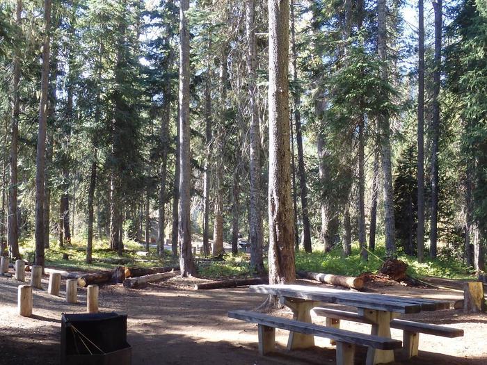 Lodge Pole CampgroundCampsite 33