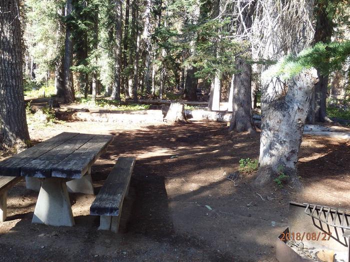 Lodge Pole CampgroundCampsite 32