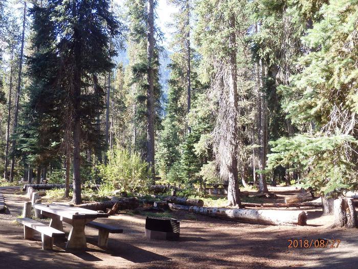 Lodge Pole CampgroundCampsite 30