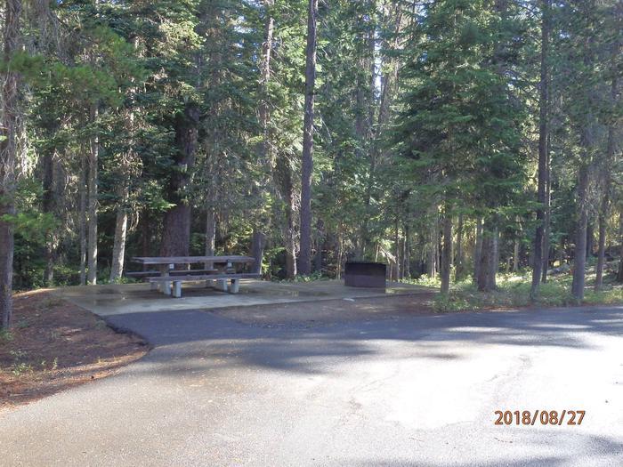 Lodge Pole CampgroundCampsite 21