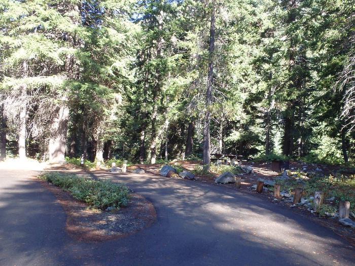 Lodge Pole CampgroundCampsite 15