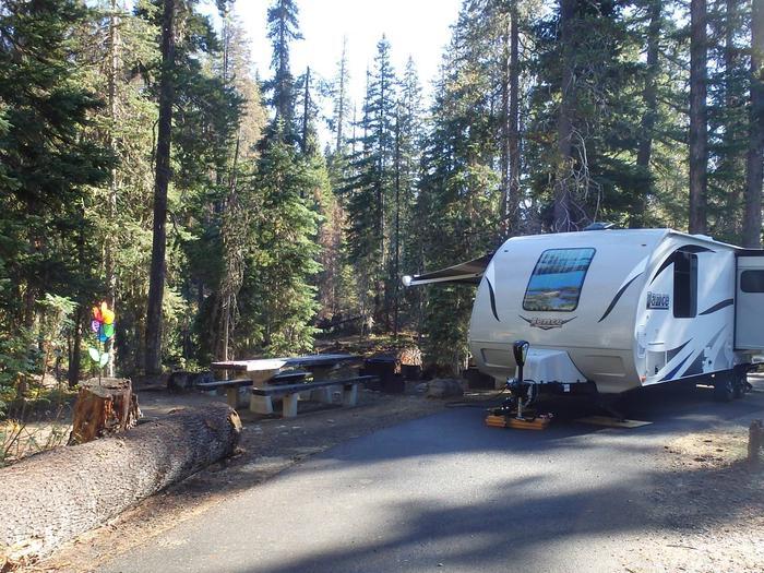 Lodge Pole CampgroundCampsite 12