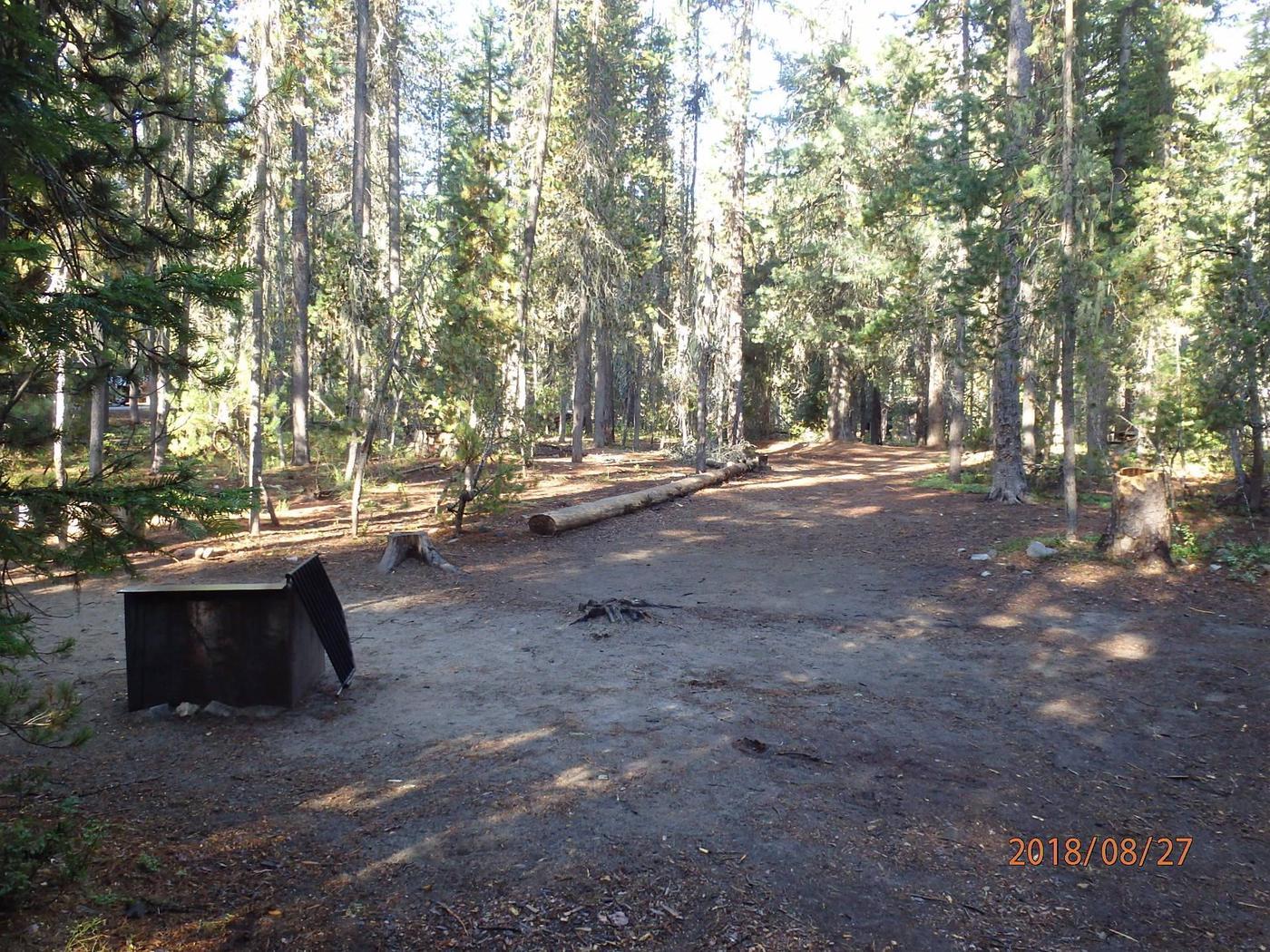 Lodge Pole CampgroundCampsite 5