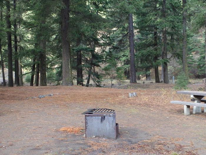 Halfway Flat CampgroundCampsite 2