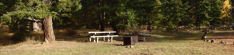 Halfway Flat CampgroundCampsite 7