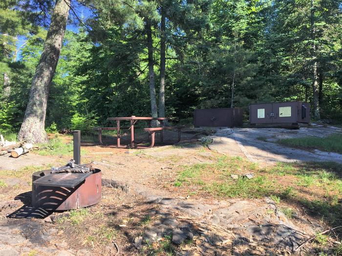 K24 - NorthlandView of campsite