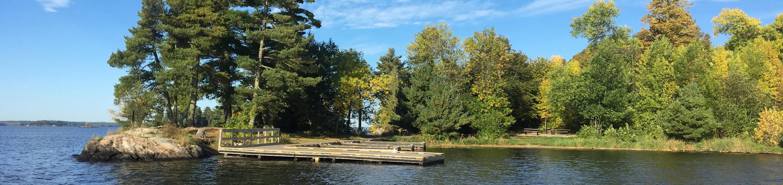 K54 - Kabetogama Lake Group SiteK54 - Kabetogama Lake Group Site