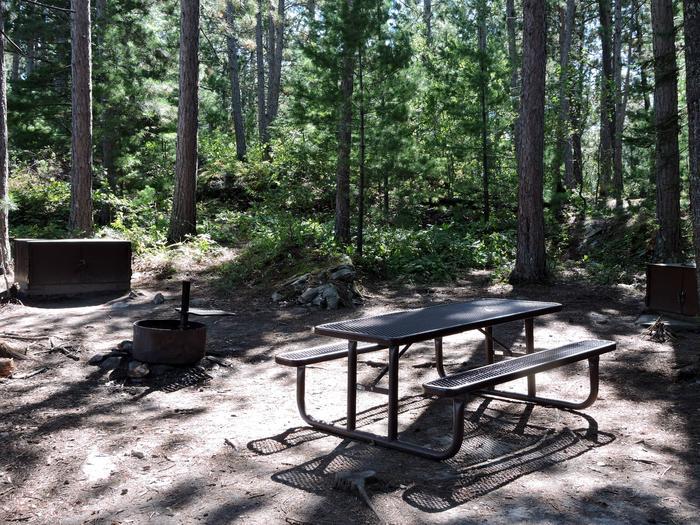 N3 - Leach BayView of campsite