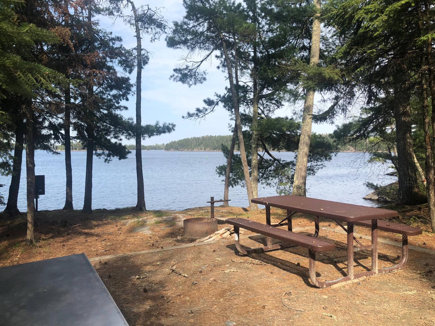 N26 - Namakan Entrance N26 - Namakan Entrance campsite on Namakan Lake