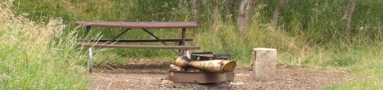 CampgroundCampsite 1