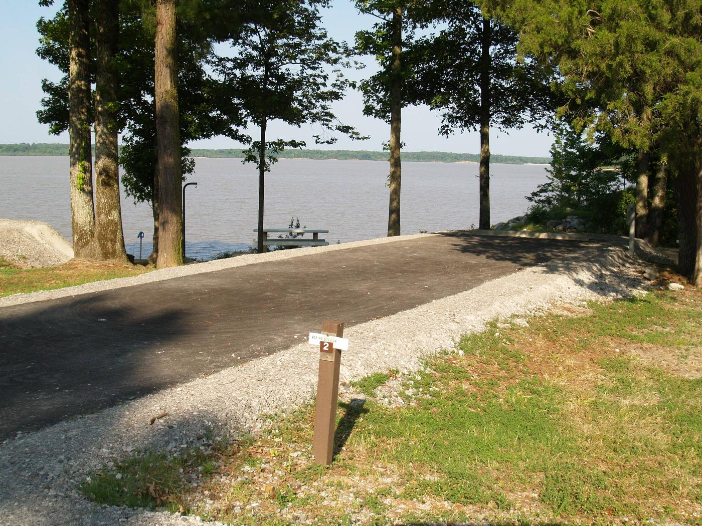 Hernando Point Campground