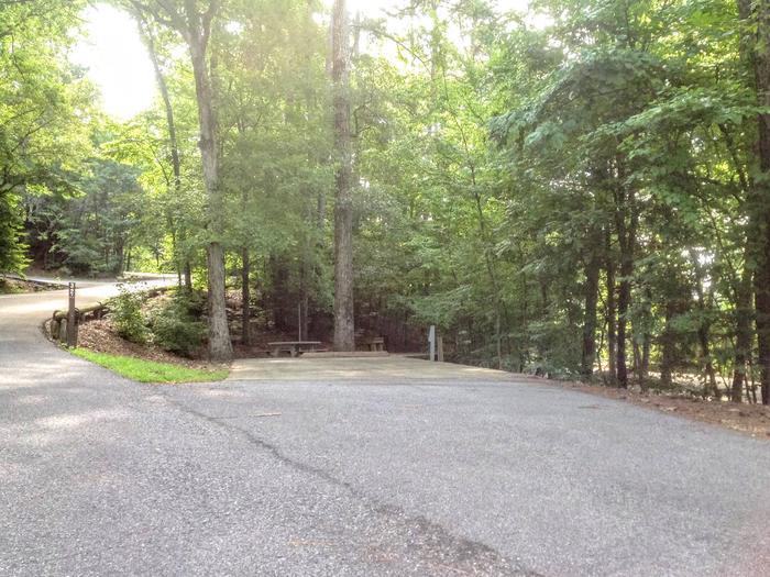 Deerlick Creek Campsite 32