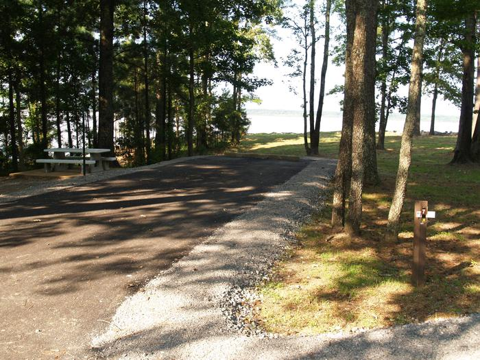 Hernando Point Campground Site 7