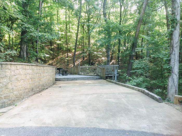 Deerlick Creek Campsite 40