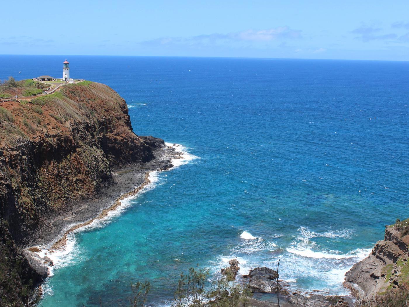 Kilauea Point National Wildlife Refuge, Hawaii