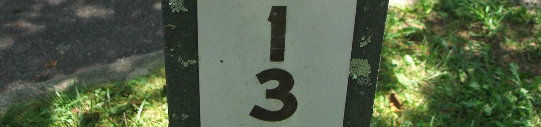 B Loop Site 13 - Standard Nonelectric