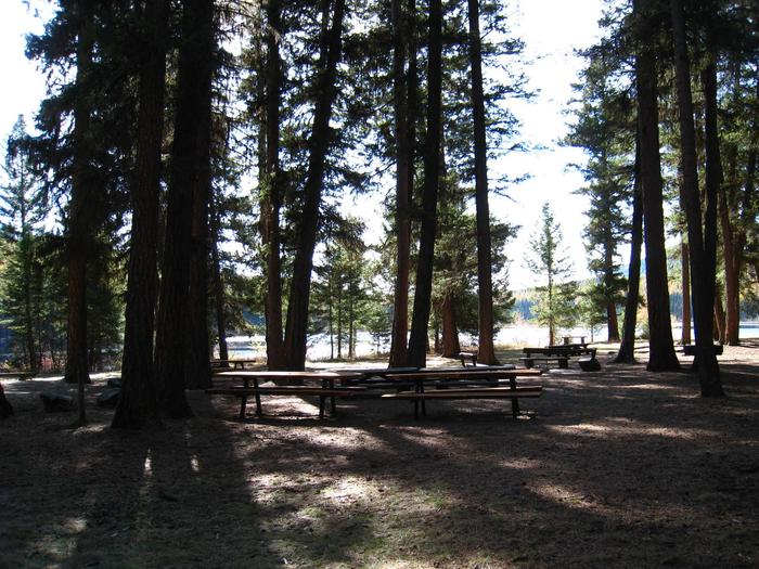 Lost Lake Group Site