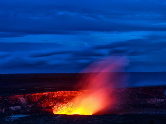 Hawaiii Volcanoes National ParkHawaii Volcanoes National Park