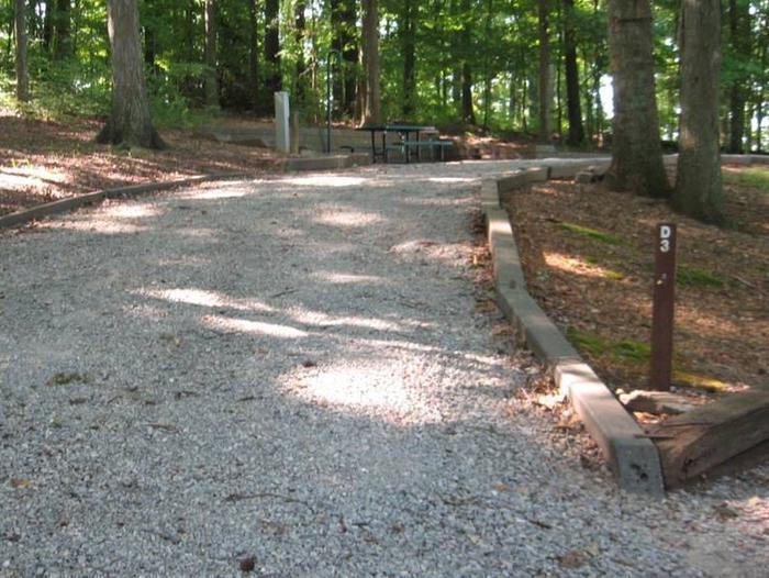 Bailey's Point Site D03