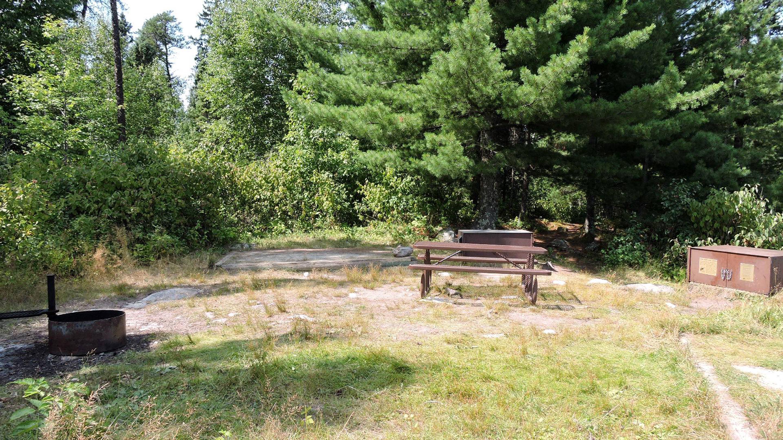 N11 - Hamilton Island EastView of campsite