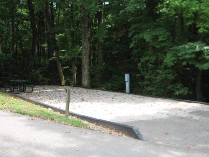 Bailey's Point Site E02