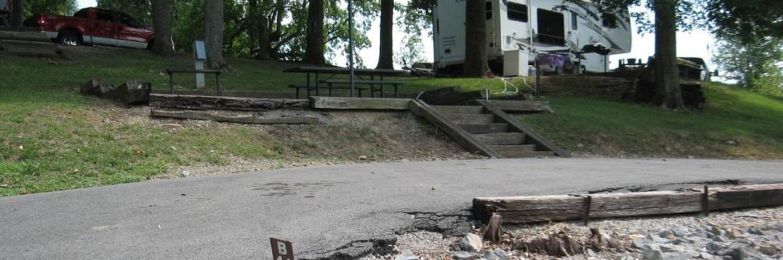 Bailey's Point Site B41