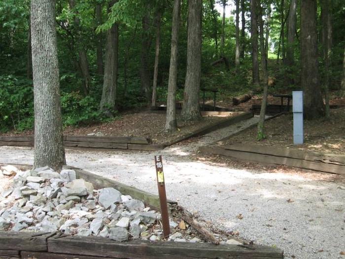 Bailey's Point Site E18
