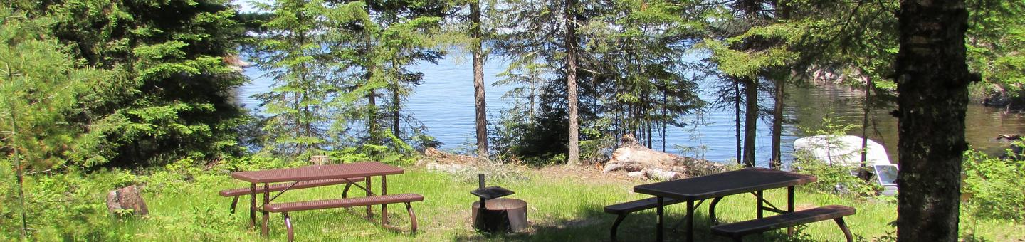 S30 - Ingersoll CoveS30 - Ingersoll Cove campsite on Sandpoint Lake