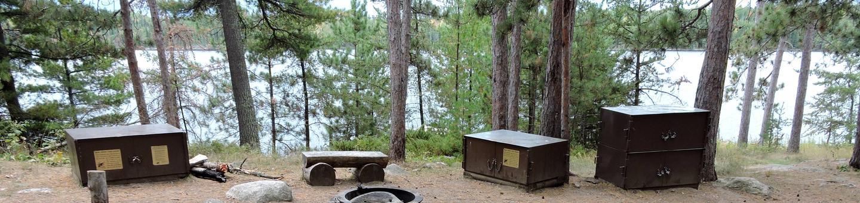 R16 - Kawawia Island R16 - Kawawia Island campsite on Rainy Lake