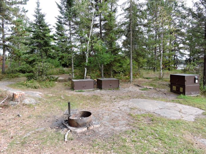 R20 - Lost BayView of campsite