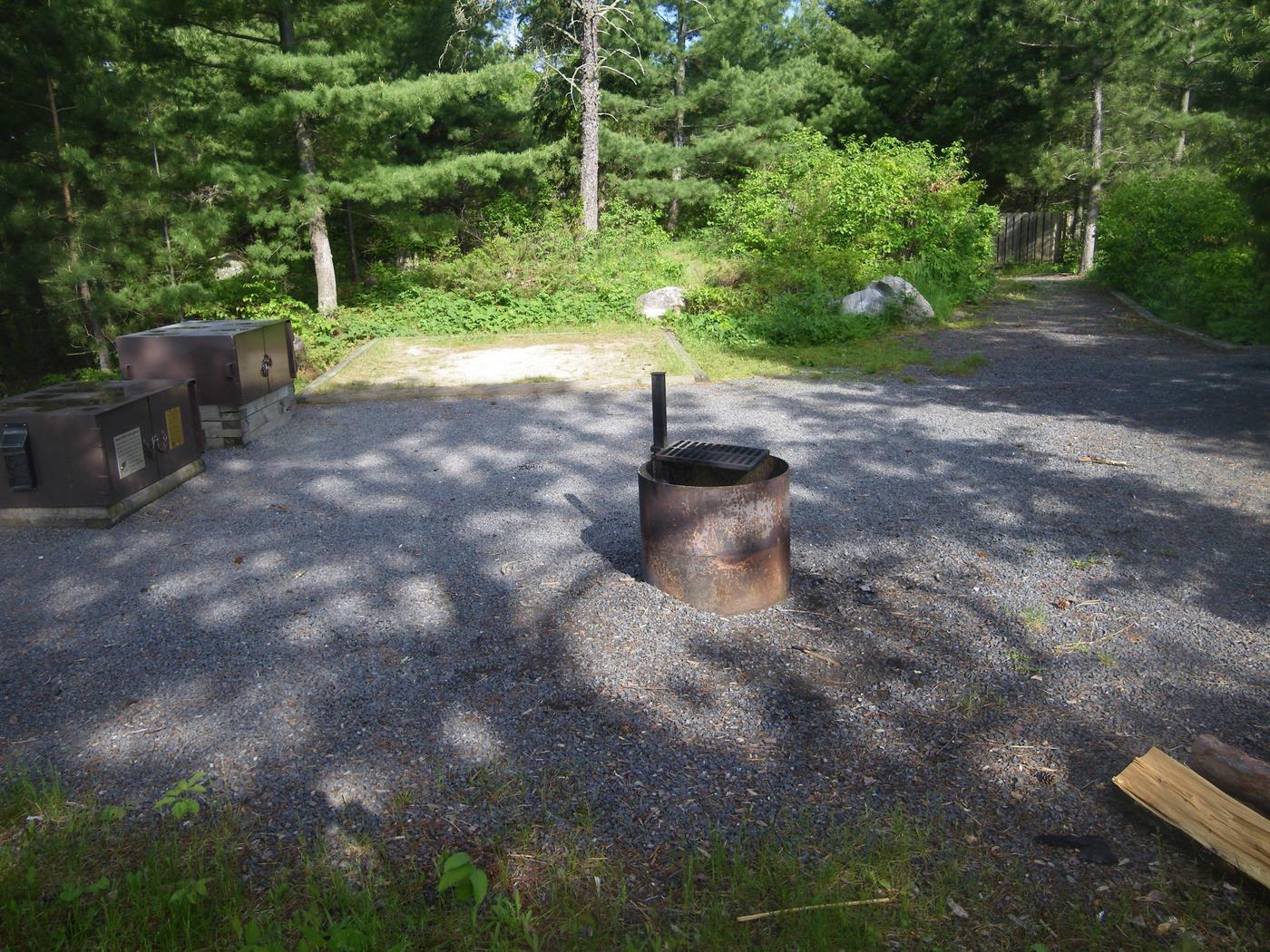 R26 - Sunrise PointView of campsite