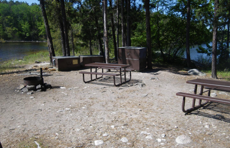 R27 - Virgin Island SouthView of campsite