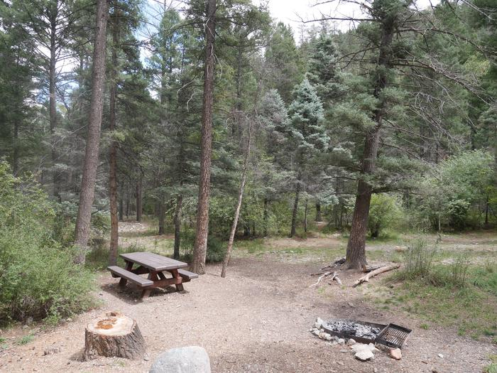 Preview photo of Columbine Campground (NM)