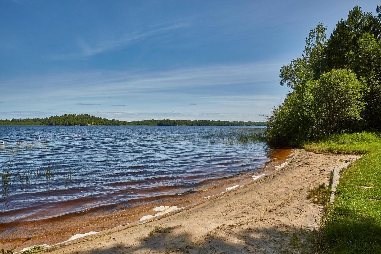 BeachEcho Lake Beach