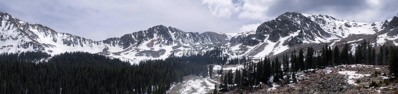 Wheeler Peak WildernessWilliams Lake Trail