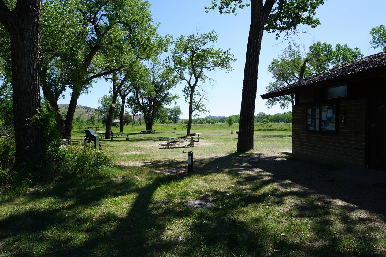 Juniper Campground Group Site