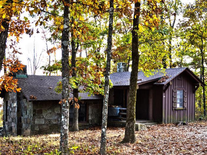 White Rock Mountain, Cabin B