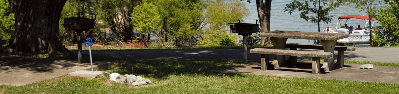 OBEY RIVER PARK SITE # 18